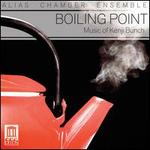 Boiling Point: Music of Kenji Bunch