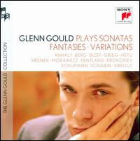Glenn Gould plays Sonatas, Fantasies & Variations - Claus Adam (cello); Glenn Gould (piano); Raphael Hillyer (viola); Robert Mann (violin)