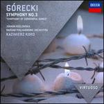Gorecki: Symphony No.3 (Virtuoso Series)