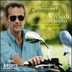 Vivaldi Con Moto - Accademia Bizantina; Giuliano Carmignola (violin); Ottavio Dantone (conductor)