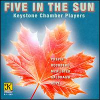 Five in the Sun - Keystone Chamber Players