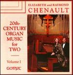 20th Century Organ Music For Two