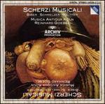 Scherzi Musicali: Biber, Schmelzer, Walter