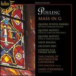 Poulenc: Mass in G