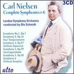 Carl Nielsen: Complete Symphonies 1-6