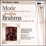 Mo=r Doubles Brahms