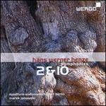 Hans Werner Henze: Symphonies 2 & 10