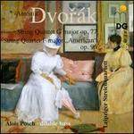 """Dvor�k: String Quintet Op. 77; String Quartet Op. 96 """"American"""""""