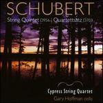 Schubert: String Quartet D.956; Quartettsatz D.703