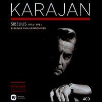 Karajan: Sibelius, 1976-1981 -