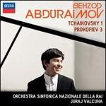 Tchaikovsky 1; Prokofiev 3