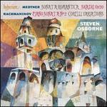 Medtner: Sonata Romantica; Skazki; Rachmaninov: Piano Sonata No. 2; Corelli Variations
