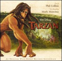Tarzan [1999] [Original Motion Picture Soundtrack] - Phil Collins / Mark Mancina