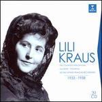 Lili Kraus: the Complete Parlophone, Ducretet-Thomson, Les Discophiles Francais Recordings 1933-1956