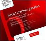 Bach & Grychtolik: St Mark Passion