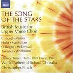 Song of the Stars [Eleanor Turner; Elliot Launn; Wells Cathedral School Choralia, Christopher Finch] [Naxos: 8573427]