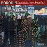 Borodin: Piano Quintet & String Quartet No. 2 [Hyperion Cda68166]