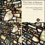 The Gate of Heaven-Favourite Anthems From New College