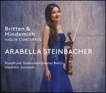 Britten & Hindemith: Violin Concertos