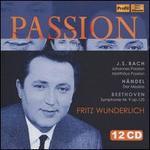 Fritz Wunderlich-Passion [Fritz Wunderlich; Christa Ludwig; Marga Höffgen; Friederike Sailer; Karl Richter; Karl Böhm ] [Profil: Ph17015]