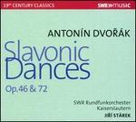 Dvorak: Slavonic Dances [Swr Rundfunkorchester Kaiserslautern; Jií Stárek] [Swr Classic: Swr19501cd]