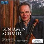 Benjamin Schmid: the Complete Oehms Classics Recordings