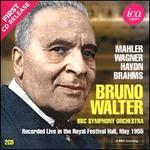 Bruno Walter: Mahler, Wagner, Haydn, Brahms