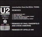 Even Better Than the Real Thing: The Remixes