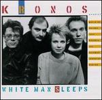 White Man Sleeps