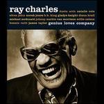 Genius Loves Company (Cd) Ray Charles Duets Elton John Norah Jones