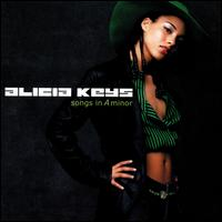 Songs in A Minor - Alicia Keys