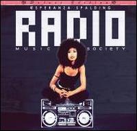 Radio Music Society [CD/DVD] [Deluxe Edition] - Esperanza Spalding