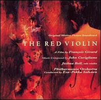 The Red Violin - Joshua Bell / John Corigliano / Philharmonia Orchestra