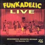 Live: Meadowbrook Rochester Michigan-12 Sept 1971
