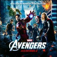 Avengers Assemble - Original Motion Picture Soundtrack