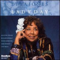Etta Jones Sings Lady Day - Etta Jones