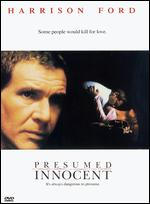 Presumed Innocent - Alan J. Pakula