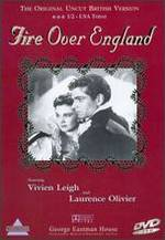 Fire Over England [Vhs]