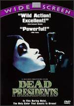 Dead Presidents (1995 / Dvd) Larenz Tate, Keith David, Chris Tucker, Freddy Rodrã Guez, Rose Jackson