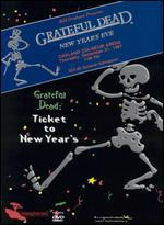The Grateful Dead-Ticket to New Year's