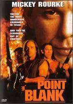 Point Blank - Matt Earl Beesley