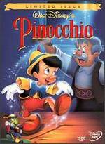Pinocchio Disney Limited Issue 1940