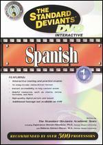 The Standard Deviants: The Salsa-riffic World of Spanish, Vol. 1