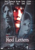 Red Letters - Bradley Battersby