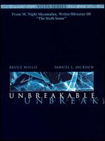 Unbreakable [Special Edition] [2 Discs] - M. Night Shyamalan