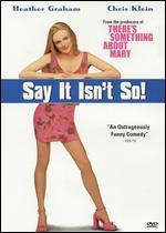Say It Isnt So [Dvd] [2001] [Region 1] [Us Import] [Ntsc]