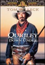 Quigley Down Under - Simon Wincer
