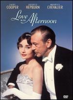 Love in the Afternoon - Billy Wilder