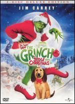 Dr. Seuss' How the Grinch Stole Christmas [Deluxe Edition] [2 Discs]
