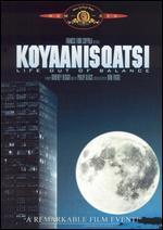Koyaanisqatsi - Godfrey Reggio